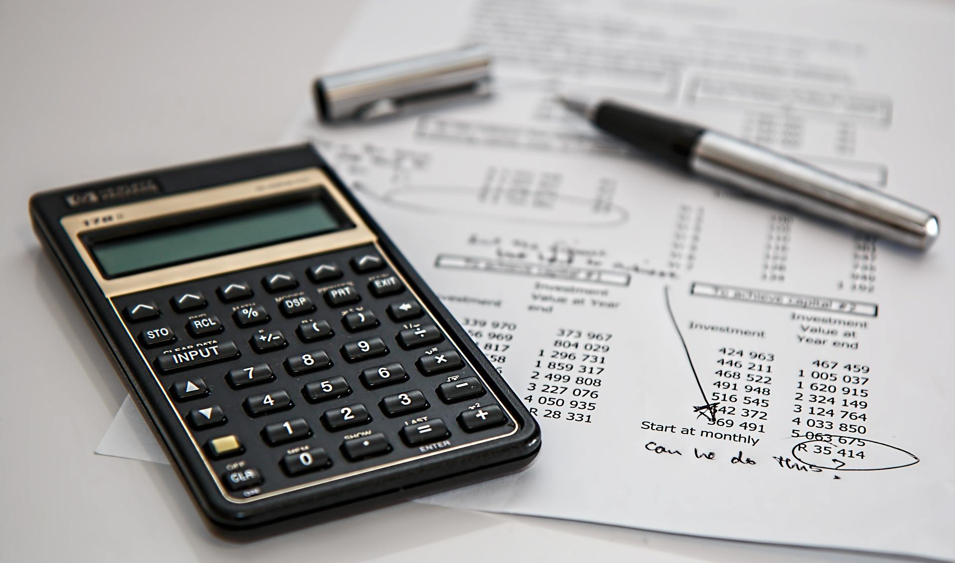 Financial Analysis-calculator
